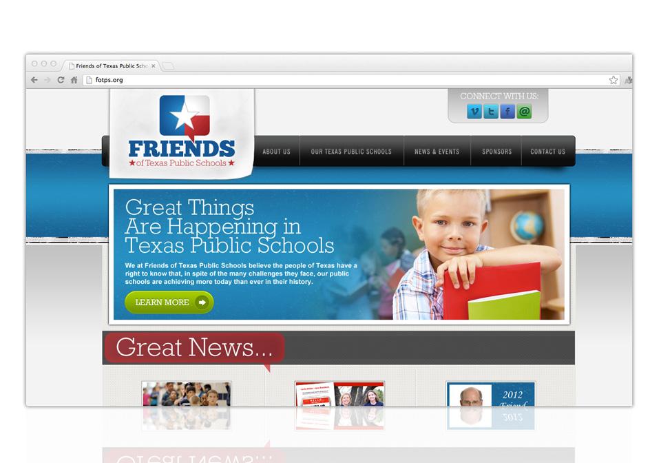 FOTPS web